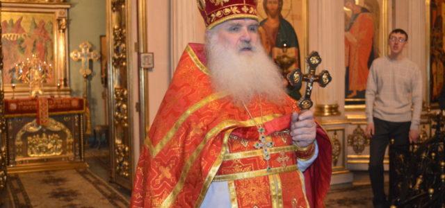 Поздравляем с Днем священнической хиротонии настоятеля храма митрофорного протоиерея Иоанна Агафонова